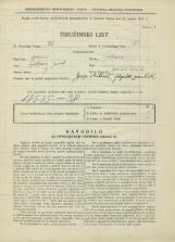 Popis prebivalstva 31. 3. 1931<br />Ljubljana<br />Hrenova ulica 4<br />Population census 31 March 1931