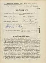 Popis prebivalstva 31. 3. 1931<br />Ljubljana<br />Ilovica 15<br />Population census 31 March 1931