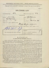 Popis prebivalstva 31. 3. 1931<br />Ljubljana<br />Ilovica 29<br />Population census 31 March 1931