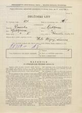 Popis prebivalstva 31. 3. 1931<br />Ljubljana<br />Ižanska cesta 43<br />Population census 31 March 1931