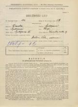 Popis prebivalstva 31. 3. 1931<br />Ljubljana<br />Ižanska cesta 57<br />Population census 31 March 1931