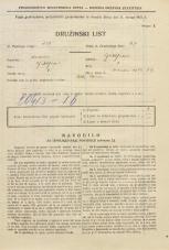 Popis prebivalstva 31. 3. 1931<br />Ljubljana<br />Ižanska cesta 59<br />Population census 31 March 1931