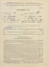 Popis prebivalstva 31. 3. 1931<br />Ljubljana<br />Ižanska cesta 64<br />Population census 31 March 1931