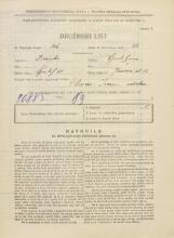 Popis prebivalstva 31. 3. 1931<br />Ljubljana<br />Janševa ulica 12<br />Population census 31 March 1931