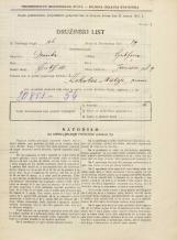 Popis prebivalstva 31. 3. 1931<br />Ljubljana<br />Janševa ulica 9<br />Population census 31 March 1931