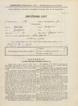 Popis prebivalstva 31. 3. 1931<br />Ljubljana<br />Japljeva ulica 5<br />Population census 31 March 1931