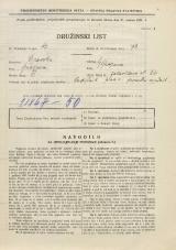 Popis prebivalstva 31. 3. 1931<br />Ljubljana<br />Jelovškova ulica 24<br />Population census 31 March 1931