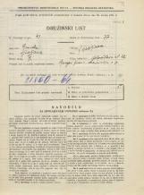 Popis prebivalstva 31. 3. 1931<br />Ljubljana<br />Jelovškova ulica 26<br />Population census 31 March 1931