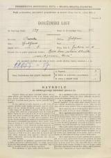 Popis prebivalstva 31. 3. 1931<br />Ljubljana<br />Jenkova ulica 16<br />Population census 31 March 1931