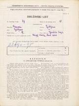 Popis prebivalstva 31. 3. 1931<br />Ljubljana<br />Jurčičev trg 2<br />Population census 31 March 1931