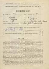 Popis prebivalstva 31. 3. 1931<br />Ljubljana<br />Kavškova cesta NN<br />Population census 31 March 1931