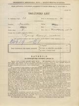 Popis prebivalstva 31. 3. 1931<br />Ljubljana<br />Knafljeva ulica 17<br />Population census 31 March 1931