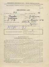 Popis prebivalstva 31. 3. 1931<br />Ljubljana<br />Knezova ulica 28<br />Population census 31 March 1931