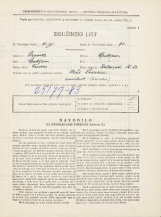 Popis prebivalstva 31. 3. 1931<br />Ljubljana<br />Kolezijska ulica 63<br />Population census 31 March 1931