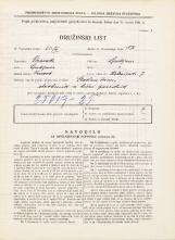 Popis prebivalstva 31. 3. 1931<br />Ljubljana<br />Kolezijska ulica 7<br />Population census 31 March 1931