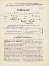 Popis prebivalstva 31. 3. 1931<br />Ljubljana<br />Kolodvorska ulica 18<br />Population census 31 March 1931