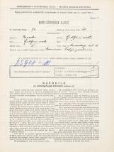 Popis prebivalstva 31. 3. 1931<br />Ljubljana<br />Komenskega ulica 16<br />Population census 31 March 1931