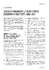 Zgodovina v šoli, 2011, št. 3-4<br />Jubilejna bibliografija objav v reviji Zgodovina v šoli v letih 2002–2011