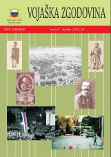 Vojaška zgodovina, 2007, št. 1
