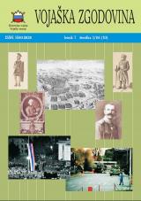 Vojaška zgodovina, 2006, št. 1