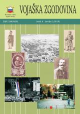 Vojaška zgodovina, 2005, št. 1