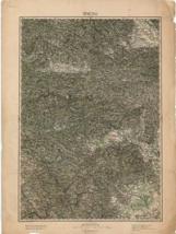 33˚ 46˚ Cilli<br />Nach Specialkarte 1880 bis 1883