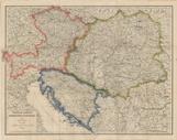 Trialistični zemljevid habsburške monarhije<br />druga izdaja