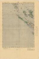 Silba<br />Karte von Jugoslawien 1:100.000. Sonderausgabe. Nür für den Dienstgebrauch.<br />Blatt 70