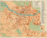 Marburg a. d. Drau<br />Stadtplan und Strassenverzeichnis