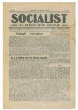 Socialist za plebiscitno ozemlje, št. 4, 1920