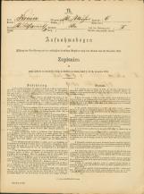 Popis prebivalstva 31. 12. 1869<br />Občina Bela Cerkev<br />Bela Cerkev 6<br />Population census 31 December 1869<br />Municipality Bela Cerkev