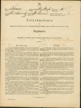 Popis prebivalstva 31. 12. 1869<br />Občina Bela Cerkev<br />Dolenje Kronovo 15<br />Population census 31 December 1869<br />Municipality Bela Cerkev
