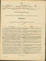 Popis prebivalstva 31. 12. 1869<br />Občina Bela Cerkev<br />Dolenje Kronovo 17<br />Population census 31 December 1869<br />Municipality Bela Cerkev