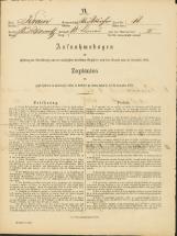 Popis prebivalstva 31. 12. 1869<br />Občina Bela Cerkev<br />Dolenje Kronovo 18<br />Population census 31 December 1869<br />Municipality Bela Cerkev