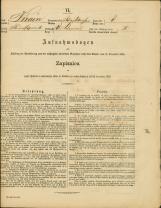 Popis prebivalstva 31. 12. 1869<br />Občina Bela Cerkev<br />Dolenje Kronovo 8<br />Population census 31 December 1869<br />Municipality Bela Cerkev