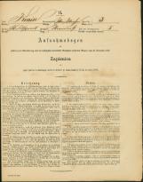 Popis prebivalstva 31. 12. 1869<br />Občina Bela Cerkev<br />Stranje pri Škocjanu 3<br />Population census 31 December 1869<br />Municipality Bela Cerkev