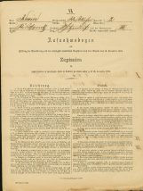 Popis prebivalstva 31. 12. 1869<br />Občina Bela Cerkev<br />Strelac 2<br />Population census 31 December 1869<br />Municipality Bela Cerkev