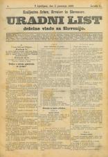 Uradni list Narodne vlade SHS v Ljubljani<br />Uradni list Pokrajinske uprave za Slovenijo