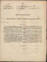 Popis prebivalstva 31. 12. 1869<br />Občina Črmošnjice<br />Gače 4<br />Population census 31 December 1869<br />Municipality Črmošnjice