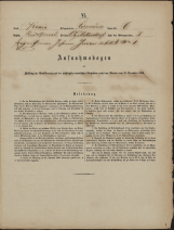 Popis prebivalstva 31. 12. 1869<br />Občina Črmošnjice<br />Gričice 6<br />Population census 31 December 1869<br />Municipality Črmošnjice