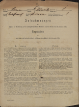 Popis prebivalstva 31. 12. 1869<br />Občina Dobrnič<br />Arčelca 1<br />Population census 31 December 1869<br />Municipality Dobrnič