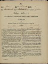 Popis prebivalstva 31. 12. 1869<br />Občina Dobrnič<br />Artmanja vas 3<br />Population census 31 December 1869<br />Municipality Dobrnič