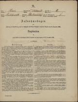 Popis prebivalstva 31. 12. 1869<br />Občina Dobrnič<br />Artmanja vas 4<br />Population census 31 December 1869<br />Municipality Dobrnič