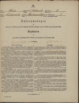Popis prebivalstva 31. 12. 1869<br />Občina Dobrnič<br />Artmanja vas 5<br />Population census 31 December 1869<br />Municipality Dobrnič