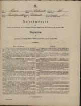 Popis prebivalstva 31. 12. 1869<br />Občina Dobrnič<br />Dobrnič 21<br />Population census 31 December 1869<br />Municipality Dobrnič