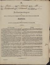 Popis prebivalstva 31. 12. 1869<br />Občina Dobrnič<br />Dobrnič 24<br />Population census 31 December 1869<br />Municipality Dobrnič