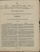 Popis prebivalstva 31. 12. 1869<br />Občina Dobrnič<br />Dobrnič 26<br />Population census 31 December 1869<br />Municipality Dobrnič