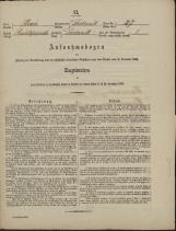 Popis prebivalstva 31. 12. 1869<br />Občina Dobrnič<br />Dobrnič 27<br />Population census 31 December 1869<br />Municipality Dobrnič