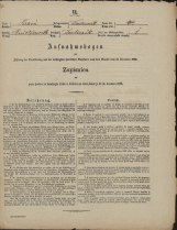 Popis prebivalstva 31. 12. 1869<br />Občina Dobrnič<br />Dobrnič 3<br />Population census 31 December 1869<br />Municipality Dobrnič