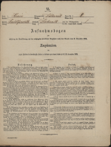 Popis prebivalstva 31. 12. 1869<br />Občina Dobrnič<br />Dobrnič 8<br />Population census 31 December 1869<br />Municipality Dobrnič